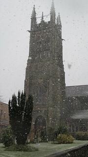 Spingtime Snow
