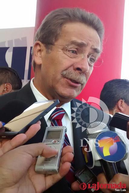 No afectará salida de funcionarios, asegura Toranzo