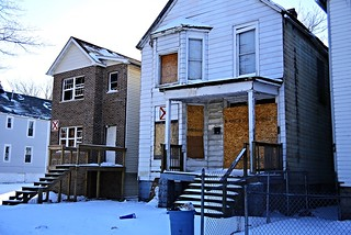 """""""The Englewood Blues"""" - South Side of Chicago - 21 Jan 2014 - 230"""