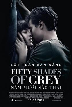 50 Sắc Thái - Fifty Shades of Grey 2015 [Phim Tình Cảm]