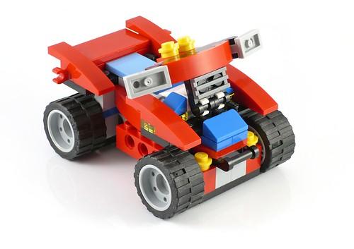 LEGO Creator 31030 Red Go-Kart 20