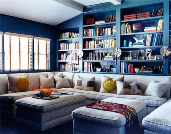 20 gam màu xanh tươi mát phù hợp thiết kế nội thất phòng khách-Phần 1