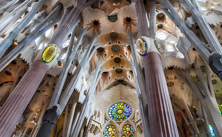 La Familia Sagrada-Barcelona