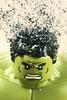 Hulk turns into dust