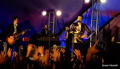 Mayer Hawthorne, Jason Bentley, & Alina Baraz @ Santa Monica Pier (07/07/16)