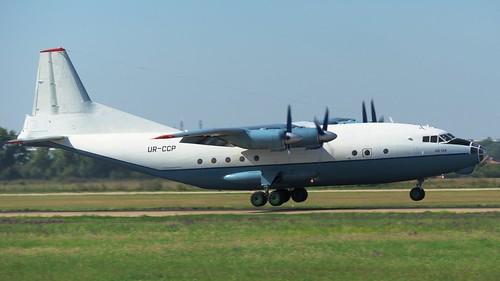UR-CCP Cavok Airlines Antonov An-12A