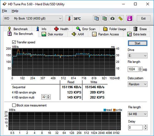 HD File Benchmark