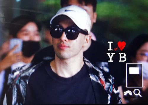 BIGBANG arrival Seoul ICN from Chengdu 2016-07-04 (11)