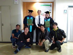 20160923PhD degree commencement