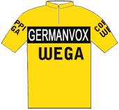 Germanvox - Giro d'Italia 1970