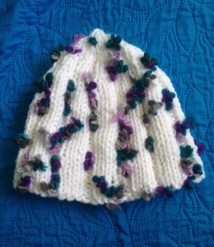 Easy Blooms Hat.