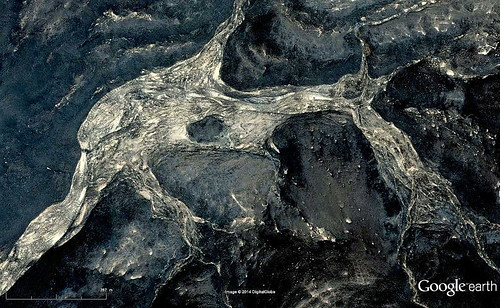 chaos terre googleearth laterrevueduciel imagesatellite