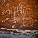Wand 2 – Olli + Mandy – Revolution