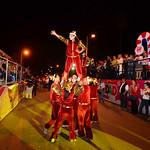 Desfile Navideño Nueva Rosita, Coahuila 2014