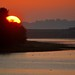 Small photo of Abberton Reservoir Sunrise