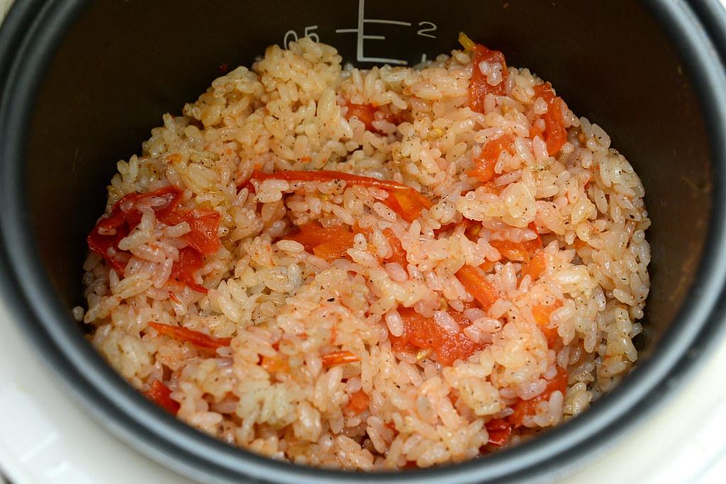 蕃茄飯 DIY