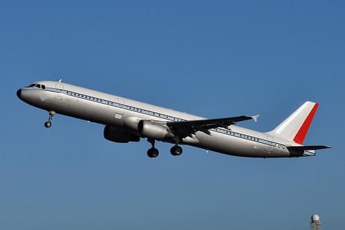 A321 - Airbus A321-112