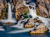 Rocks & Falling Water