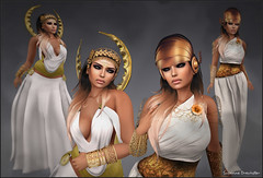 DD Heavenly Light and FAIDA Athena