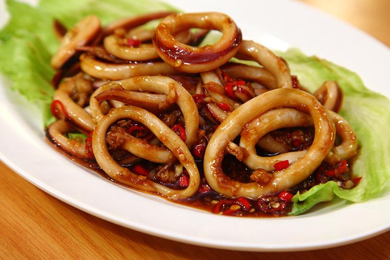 Stir-Fried-Squid