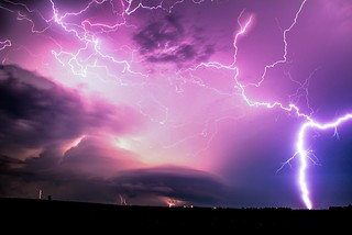 050412 - Stacked Nebraska Lightning