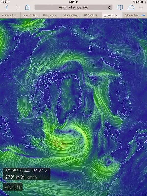 Greenland-jetstreamed