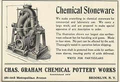 Chas Graham Chemical Pottery Works