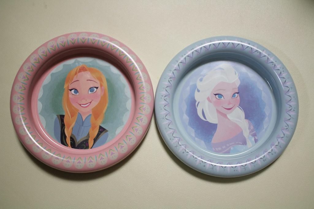 アナと雪の女王ストーリーセット_コースター