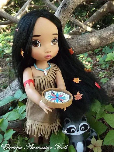 [Créations] Eleveen Animator Doll : Confections *News : Anna tenue Hiver et Kiki Animator* 15850421858_b23cb46139