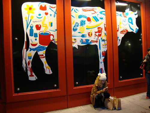 Charm - Brooklyn Artists. New York, Chelsea Piers