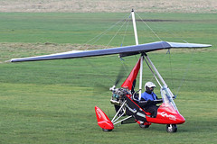 G-CIKI - Quik Explorer First Flight