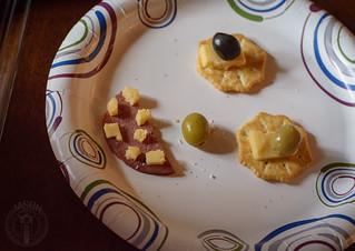 Brenna's plate
