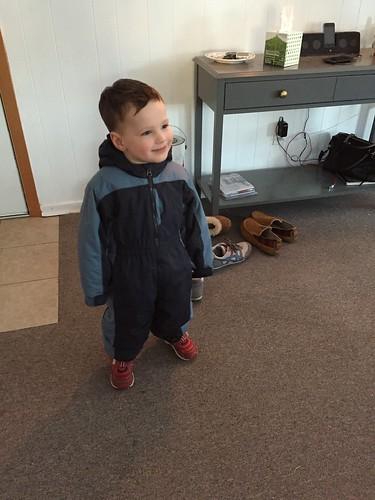 Snowsuit!