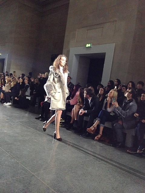 london fashion week topshop space