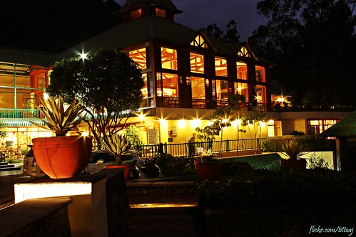 Club Mahindra Resort- Munnar