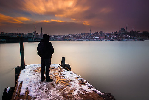 loneliness in Istanbul.....................