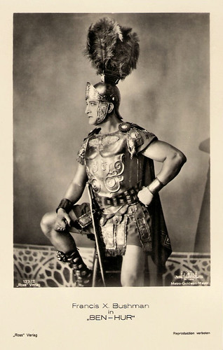 Francis X. Bushman in Ben-Hur