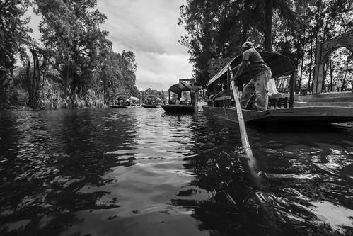 Navegando entre canales