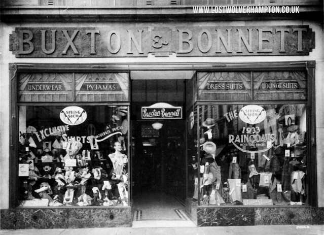 BUXTON & BONNETT