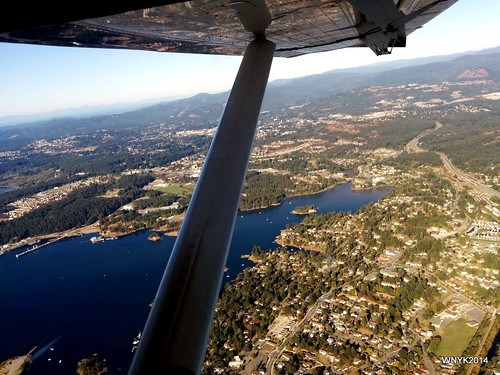 View from a Seaplane III
