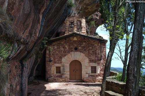 Ermita de l'Abellera (Prades - Catalunya)