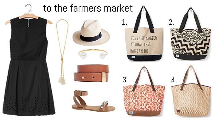 TOMS farmers market