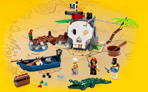 Treasure Island (70411)