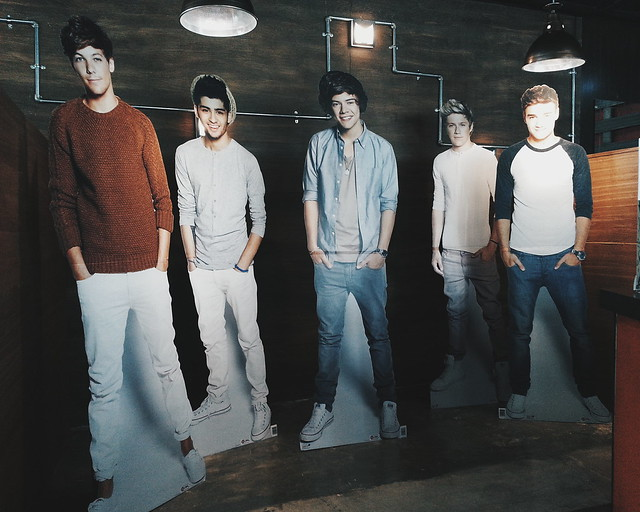 one direction for villa del conte