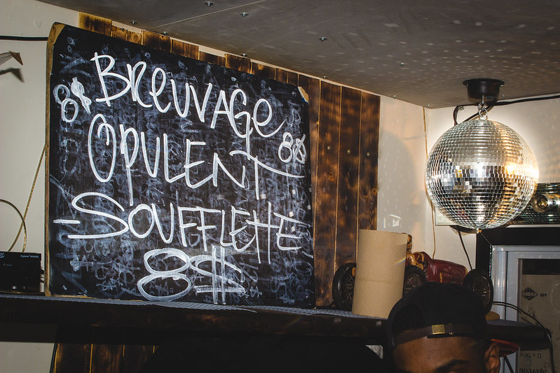 Soufflette Launch Party