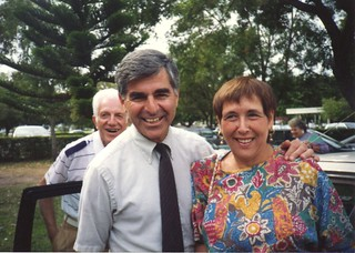 Mom and Dukakis