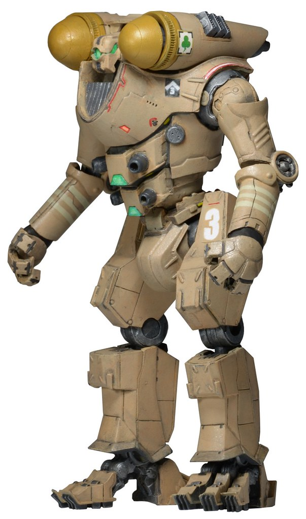 NECA 環太平洋【吉普賽危機號 & 馬克一型號機甲獵人】Pacific Rim Gipsy Danger & Horizon Brave 第六彈
