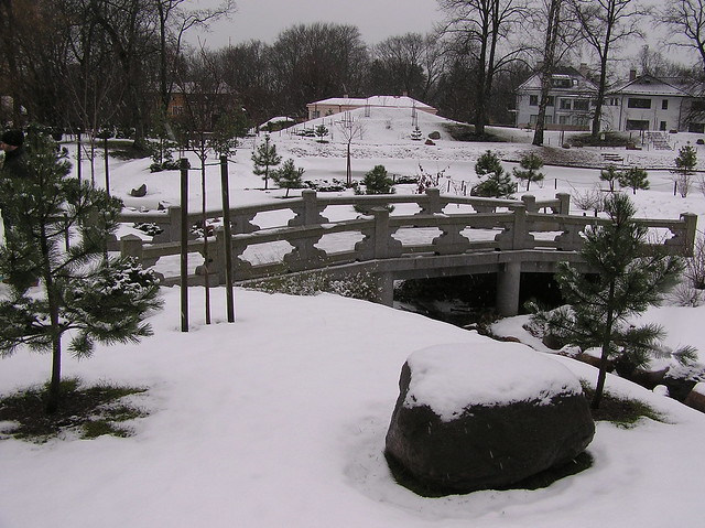 Japanese Garden in Kadriorg