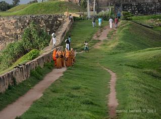 Sri Lanka. Galle. Fort.