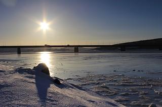 Kola bay (Murmansk)